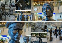 moldavien chisinau statyer