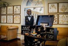 afrika victoria falls hotel zimbabwe