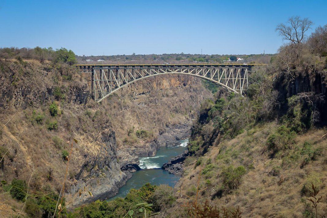 afrika victoria falls zambia