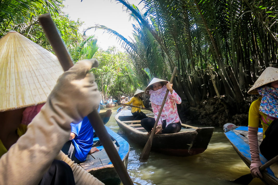 vietnam mekongdeltat