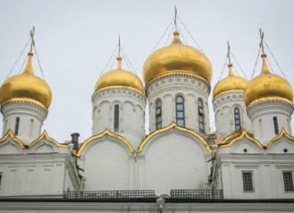 ryssland moskva kreml