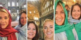 turkiet istanbul-selfies