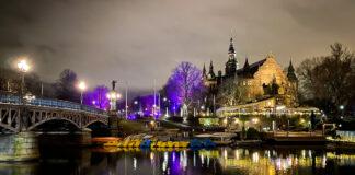 sverige stockholm djurgarden